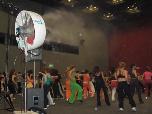 ventiladores refrigeración interiores madrid