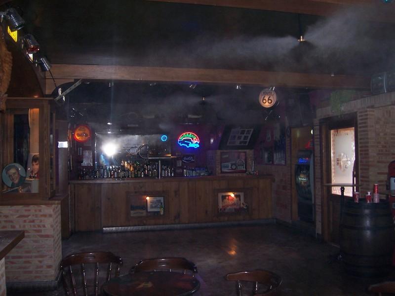 refrigeración evaporativa discotecas madrid